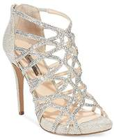 INC International Concepts Womens Sharee2 Open Toe Special Occasion Strappy S....