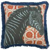 Thomas Paul Bloomsbury Zebra Pillow