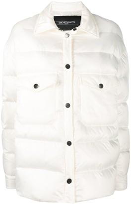 Simonetta Ravizza Padded Oversized Jacket