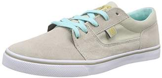 DC Women, Sneaker, Tonik W J Shoe, Beige (Beige - ), 7.5