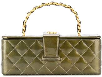 Chanel Pre-Owned 1994-1996 quilted CC vanity handbag