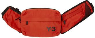 Y-3 Red Sling Bag