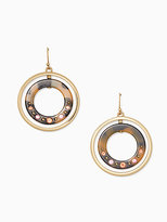 Kate Spade Out of her shell drop earrings
