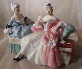 Royal Doulton Figural Figurine HN2149 Love Letter