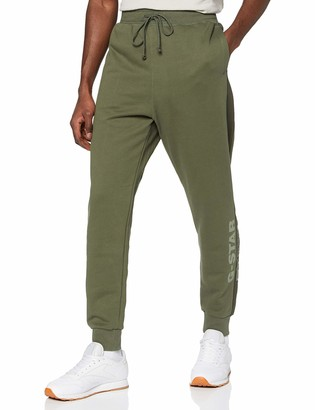G Star Men's Block Originals Sweat Pant Sports