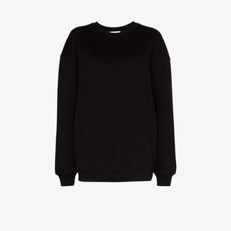 Ninety Percent Oversized Cotton Sweatshirt