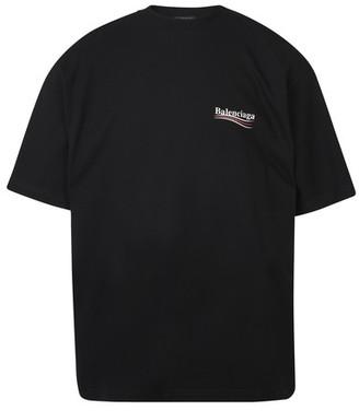 Balenciaga Political vintage jersey top