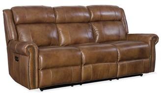 Hooker Furniture Esme Leather Reclining Sofa
