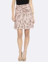 Oxford Taylor Drawstring Skirt
