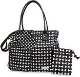 Fisher-Price 5-Piece Tote in Black Bow