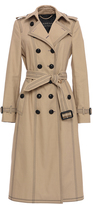 Burberry Luggage Stitch Slim Fit Trench Coat