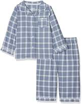 Mamas and Papas Baby Boys' Woven Check Pjs Pyjama Sets