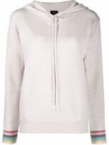 Thumbnail for your product : Paul Smith Drawstring Pullover Hoodie
