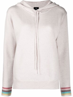 Paul Smith Drawstring Pullover Hoodie