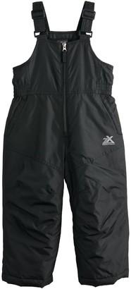 ZeroXposur Toddler Boy Heavyweight Bib Snow Pants
