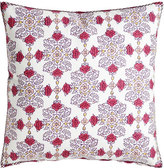 "John Robshaw Jirwan Pillow, 20""Sq."