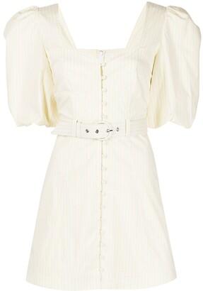JONATHAN SIMKHAI STANDARD Juno mini dress