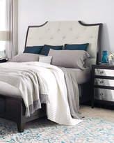 Bernhardt Sherleen Tufted Queen Bed