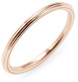 Ila Runway Ribbed Ring