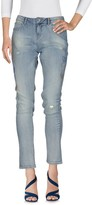 Twin-Set Denim pants - Item 42594374