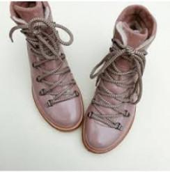 Angulus 7577 Pink boot - size 37