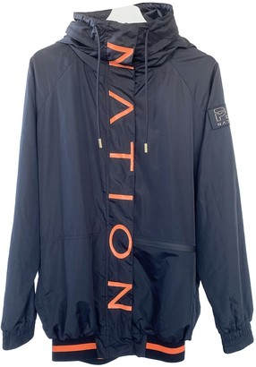 P.E Nation Black Jacket for Women
