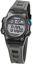 Freegun Boy's Quartz Watch with Grey Dial Digital Display and Plastic anthracite - EE5160