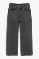 Thumbnail for your product : Monki Mozik grey jeans