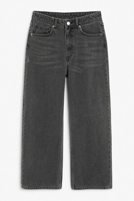 Monki Mozik grey jeans