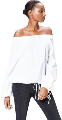 Find. Women's Blouse in Oversized Fit with Long Sleeves