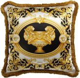 Versace La Vase Baroque Silk Accent Pillow