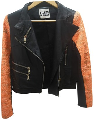 Filles a papa Multicolour Leather Jackets