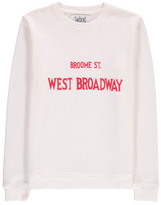 Swildens Sale - Qentia West Broadway Sweatshirt