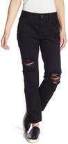 Billie Straight Leg Relaxed Boyfriend Jeans
