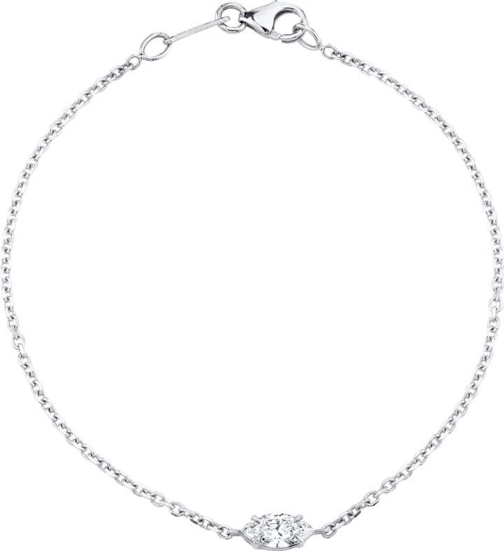 Anita Ko Marquis Diamond Chain Bracelet