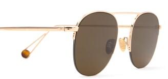 AHLEM Place Voltaire Champagne Sunglasses