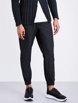 Issey Miyake Textured woven jogging bottoms