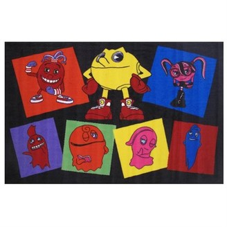 Fun Rugs Pac Party Area Rug