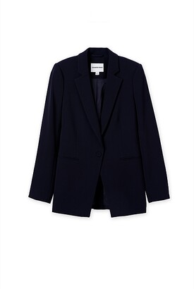 Country Road Longline Single Breasted Jacket