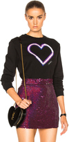 Carven Heart Sweatshirt