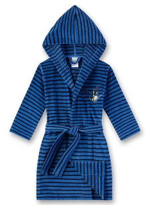 Sanetta Boy's Bademantel Dressing Gown