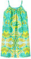 Gap Printed palm dress