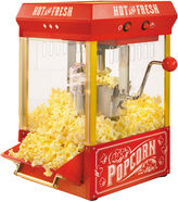 Nostalgia Electrics Nostalgia KPM200 Vintage Collection 2.5-Ounce Kettle Popcorn Popper
