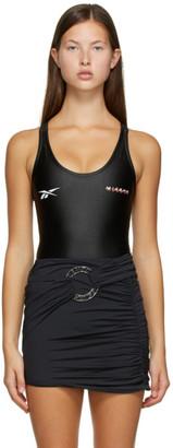 Misbhv Black Reebok Edition Bodysuit