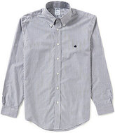 Brooks Brothers Non-Iron Regent Fit Stripe Long-Sleeve Woven Shirt