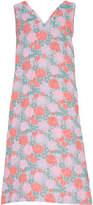Jil Sander Furetto Floral Midi Dress