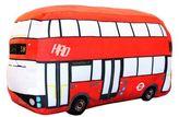 London Bus Cushion 3D