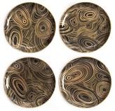 Jonathan Adler Porcelain Pattern Coasters - Set of 4