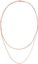 Lana 14k Tiered 2-Strand Necklace