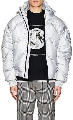 Dunlop IENKI IENKI Men's Down Puffer Coat - Silver